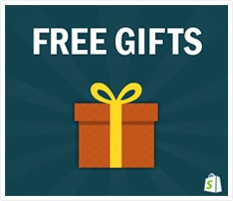 Shopify App Free Gifts