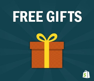 shopify free gifts