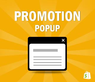 shopify app promotion popup