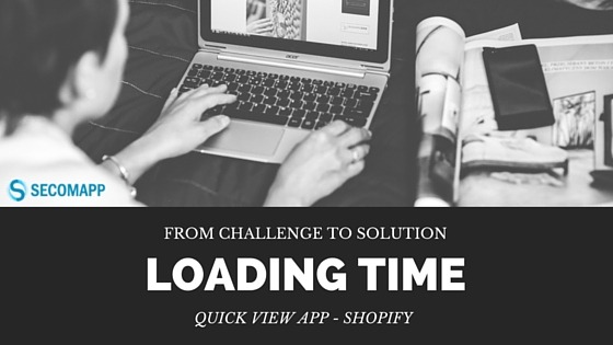 Slow loading time lowers your earning