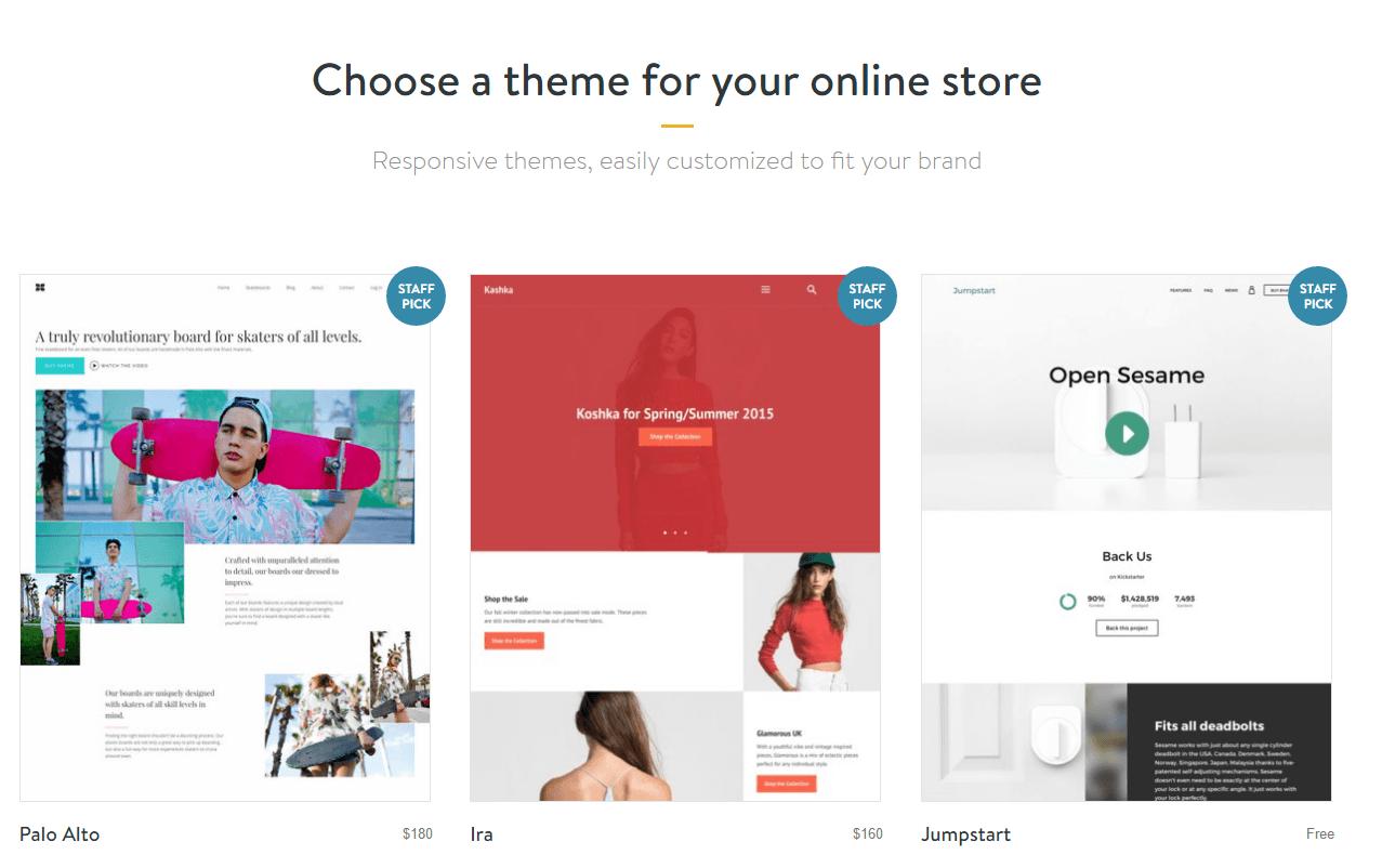 theme shopify