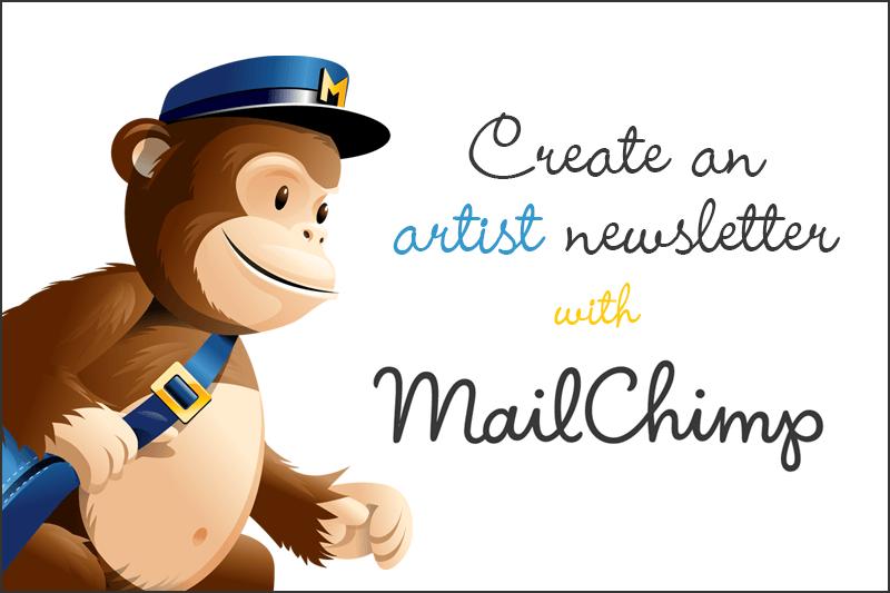 artist-newsletter-mailchimp