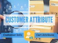 Shopify Customer Attribute app