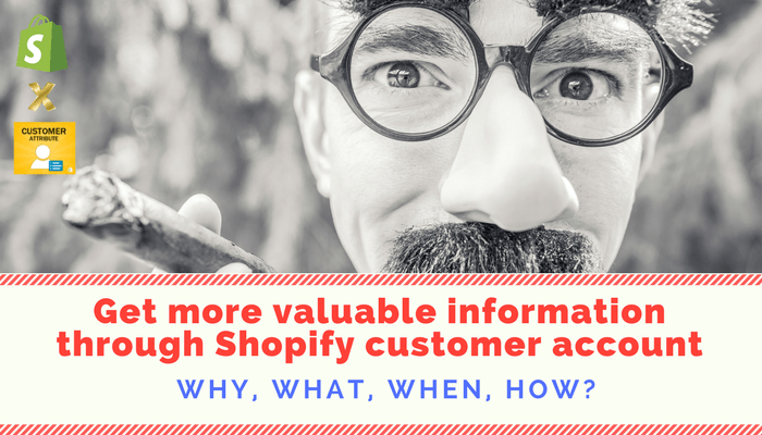 Shopify-customer-account