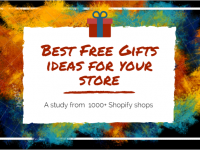 Free Gifts ideas for Shopify