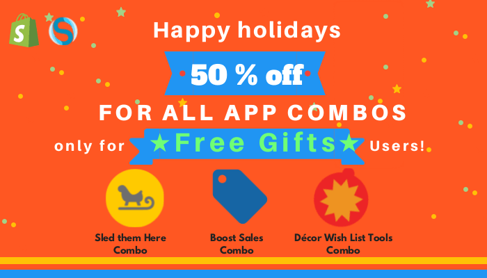 A Must Have! ~ 3 Powerful Combos only for ★Free Gifts★ Users!