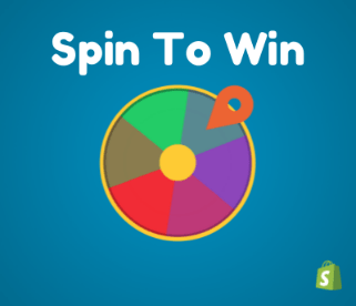 Spin to win - App icon - 321x276