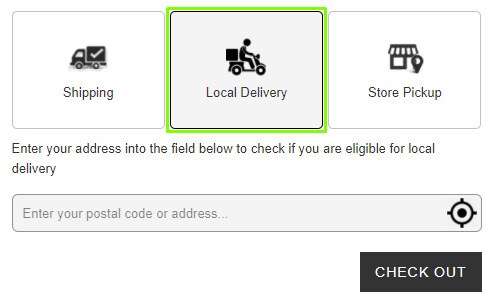 Store Pickup _ Delivery