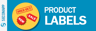 Product Labels by Secomapp