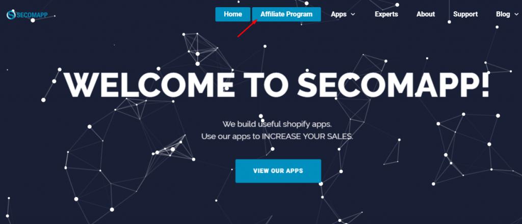 secomapp affiliate
